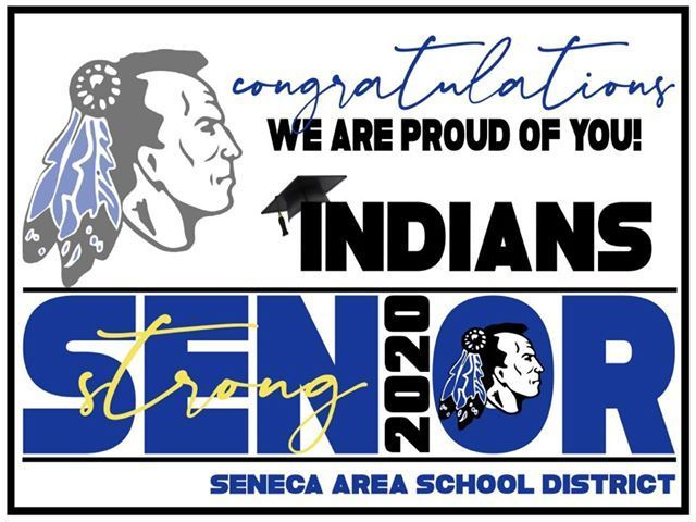 Senior Support sign