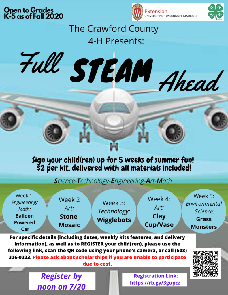 SUMMER STEAM KITS